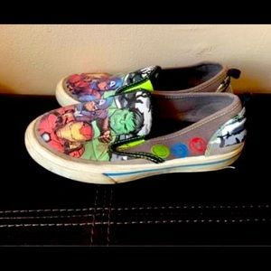 Marvel Youth Shoes size 1